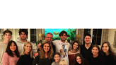 Chris Pratt and Katherine Schwarzenegger Celebrate Their First Thanksgiving as a Married Couple
