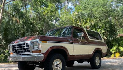 1979 Ford Bronco Ranger XLT: A Generation That Almost Didn't Happen