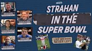 Like We Never Left: Michael Strahan makes noise in the Super Bowl