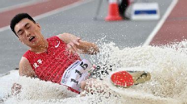 東京奧運丨男子三級跳遠 中國隊朱亞明奪銀