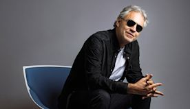 Andrea Bocelli Celebrates Triumphant 2019 With Grammy Nom, Variety Honor