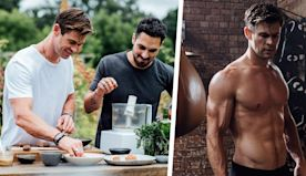 Exactly What Chris Hemsworth Eats Every Day to Maintain His Ripped Physique