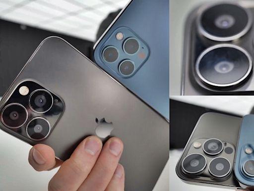 iPhone 13「最完美摩卡色」曝光!瀏海縮小30%、3鏡頭加大,今年這時現身