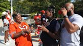 Bears tailgaters back in their element: 'This is part of what makes the whole experience. It's not just the game.'