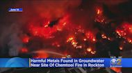 Harmful Metals Found In Groundwater Near Site Of Chemtool Fire In Rockton