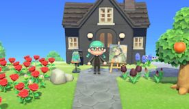 How to Get Famous Art in Animal Crossing Using the Getty Museum's Archive