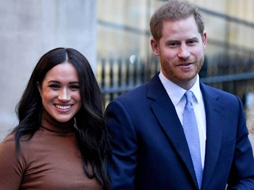 Meghan Markle and Prince Harry Double Date With Katharine McPhee and David Foster Amid Her Pregnancy