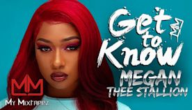 """Megan Thee Stallion - """"Grew Up Going To The The Studio With Her Mom """" [Get To Know]"""