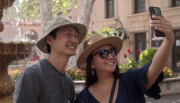Watch Two Long-lost Siblings Unite to Explore Sedona in Travel + Leisure's 'Meet Me in the Middle'