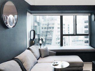 彩色家具為白色飯廳增添活力 黑色客廳營造寧靜舒適的小宇宙 - Price 最新情報