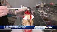 Massive milkshakes are the focus of new shop in downtown New Albany