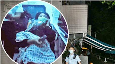 將軍澳家庭糾紛躁漢亂擲物誤中副車 傷及男嬰