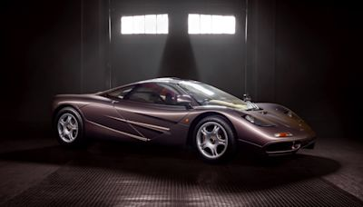 Car of the Week: This 1995 McLaren F1 Could Fetch More Than $15 Million at Auction