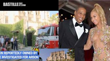 美國樂壇天后Beyonce大宅發生火警 警方發現可疑列作縱火案 | 娛圈事