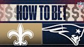 Saints vs. Patriots odds: How to bet, point spread, picks, more