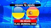 Ucrania - España en directo | Clasificación Mundial Femenino 2023 | Marca