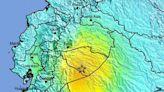 Ecuador earthquake: Powerful 7.5-magnitude quake hits near Peru border, with tremors felt in Quito