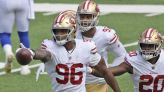 49ers' Dion Jordan: I'm going to 'get after' Russell Wilson