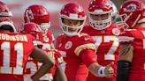 Favorites continue to win it all, and the Chiefs are next
