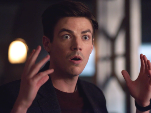 Inside The Flash's Barry Allen Channeling the Entire Council of Wells: 'One of Grant's Concerns Was...'