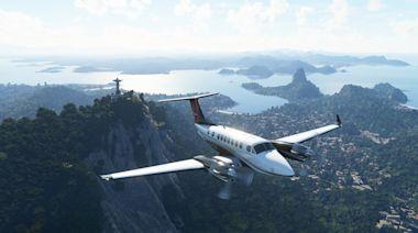 《微軟模擬飛行》登上 Xbox Series X|S 平台 專訪執行製作人約格爾‧紐曼了解遊戲秘辛