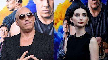 《玩命9》保羅沃克愛女首映站台 馮迪索一句悼老友網淚崩