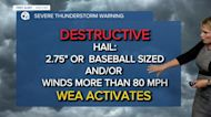 Severe Thunderstorm Damage Threat Categories