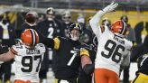 Steelers QB Ben Roethlisberger takes not-so-subtle shot at Browns QBs
