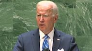Biden doesn't mention China or Russia in United Nations address