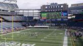 Patriots' Gillette Stadium is getting a huge new scoreboard