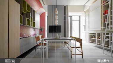 60坪老屋的全新面貌!導入明亮採光化身寬敞的商業空間