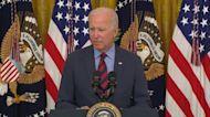 Biden Says Governor Cuomo Should Resign