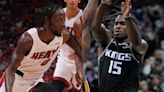 Kings Rookie Star Calls Heat 2-Way Player 'Most Annoying' Defender