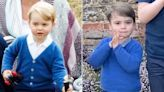 Prince Louis Is All Grown Up — and Looking Just Like Big Brother Prince George in New Video!