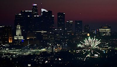 Parched Los Angeles launches fireworks buyback program ahead of July 4
