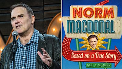 Norm Macdonald's Best-Selling 'Memoir' is a Heartwarming and Hilarious Ode to the Comedian's Life