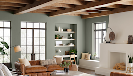 Sherwin-Williams Unveiled Its 2022 Color of the Year—and It's the Refreshing Shade We All Need