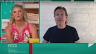 John Corbett announces on 'The Talk' that he married Bo Derek late last year