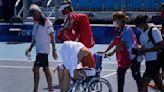 'I can die': Medvedev survives extreme heat at Tokyo Games