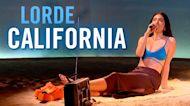 Lorde: California