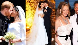 The Most Expensive Celebrity Weddings of All Time