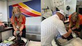 夫妻在機場被告知「行李超重」 一開箱「吉娃娃」探頭吐舌