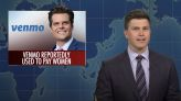 'SNL' Weekend Update Covers Latest Matt Gaetz Sex Scandal Allegations