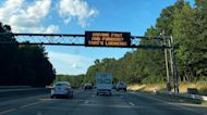 Virginia's Hilarious Fast and Furious Sign Approved by Ludacris