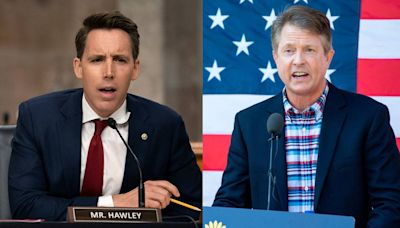 Hawley, Marshall two of six senators who oppose bill to curb anti-Asian hate crimes
