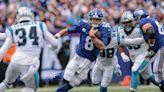 Giants' Daniel Jones enters rarefied territory with historic Week 7 performance