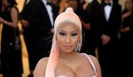 Nicki Minaj reveals she gave birth to a boy: 'I am so grateful & in love with my son'