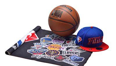 75週年專屬商品 NBA推限定毛巾