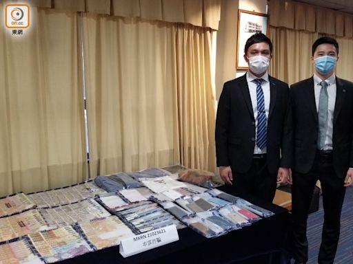 扮銀行職員及律師推低息貸款騙財 警拘7男女涉款340萬元