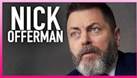 Nick Offerman Used To Write Raps